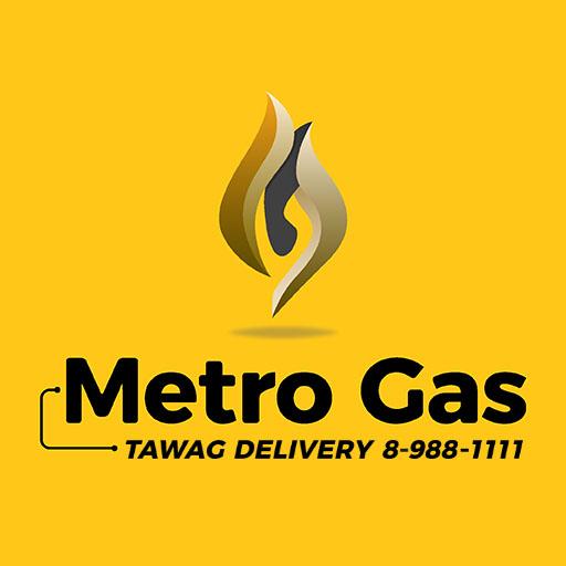 Metro Gas Logo 2